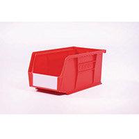 Bin-Storage Linbin Red Pack Of 10 Lxwxhmm:280X140X130