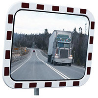 Mirror Rectangular Acrylic 80x100Cm
