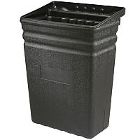Spare Large Utility Bucket for Three Tier Plastic Clearing Trolley