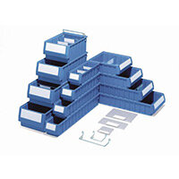 Shelf Trays Type 4 - 5Kg Capacity 4.4L Volume Pack of 8