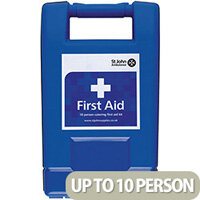 Alpha Workplace Catering First Aid Kit 10 Person
