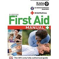 St John Ambulance First Aid Manual 9th Edition Book