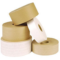 Case Of 6 Rolls Of 70mmx152 Mtr Reinforced Standardpaper Tape