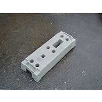 Fencing Express Panel Concrete Foot