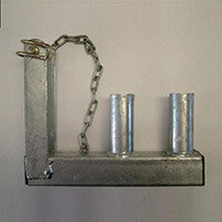 Fencing Express Panel Gate Hinges