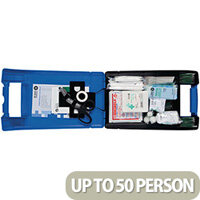 Alpha Large Workplace Catering First Aid Kit Up To 50 Person Bs-8599-1