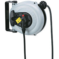 Spring Cable Rewind Cable Reel 10M Long