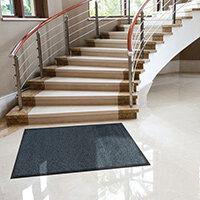 Washable Entrance Mat 60x85Cm Granite