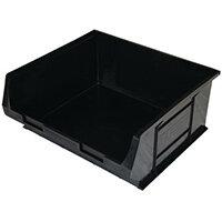 Tc6 Container Economy Black (Pack Of 5)