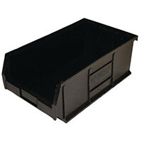 Tc7 Container Economy Black (Pack Of 5)