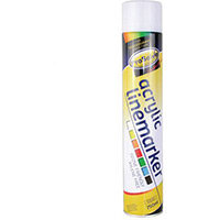Prosolve Linemarker Paint 750Ml White