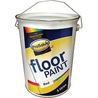 Floor Paint 5 Ltr Red
