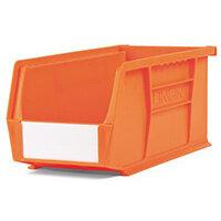 Bin-Storage Neon Linbin Orange Pack Of 10 Lxwxhmm:280X140X130