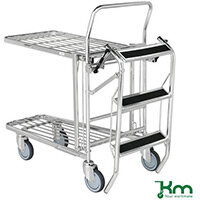 Ladder Accessory To Suit Stock Trolley