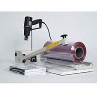 Pacplus Impulse Heat Sealer 450mm Straight Bar