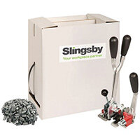 Kitstart Strapping Kit Sbx600 Strap Box Kit B12 Combinaton Tool