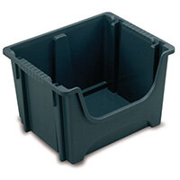 50 Ltr. Space Bin Container Pack Of 5 320X495X390mm