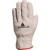 Cowhide Full Grain Leather Drivers Glove Size 9