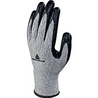 Pack Of 3 Knitted Econocut Glove With Nitrile Coating Gauge 13 Size 8 Ref:SY405218