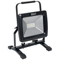 Portable Floodlight 70W Smd Led 230V