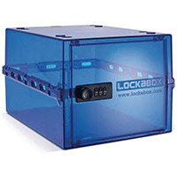 Lockabox Classic Blue