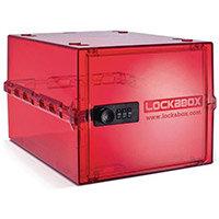 Lockabox Classic Red