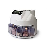 Safescan 1250 Coin Counter & Sorter