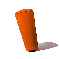 Stand-up Stool Orange