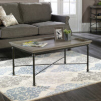 Canal Heights Coffee Table W1054xD572xH457mm Northern Oak Finish