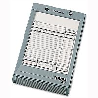 Twinlock Scribe 855 Purchase Order Business Form 3-Part 216x140mm Pack 75