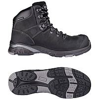 Toe Guard Nitro S3 Safety Boots Size 36 / Size 3