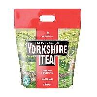 Yorkshire Original 1-Cup Tea Bags Pack of 600 1108