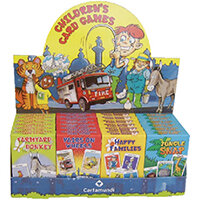 Carta Mundi Childs Card Games Mixed Pack of 24 107677998