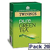 Twinings Pure Green Infusions Tea B
