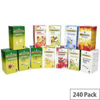 Twinings Herbal Infusion Tea Bag Variety Pack of 240