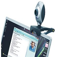 Trust Primo Webcam Black/Silver 17405