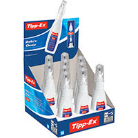 Tippex Shake and Choose Correction Fluid 9017311