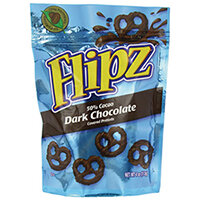 Flipz Dark Chocolate Pretzels 100g 36845
