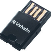 Verbatim Tablet 32GB micro SDHC Memory Card With USB Reader 44059