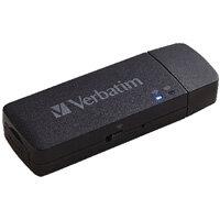 Vertabim Mediashare Mini - Wireless microSD Card Reader 49160
