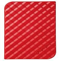 Verbatim Store 'N' Go 1TB Portable Hard Drive Red 53203