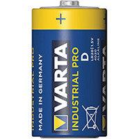 Varta Industrial Pro D Battery Pack of 20 04020211111