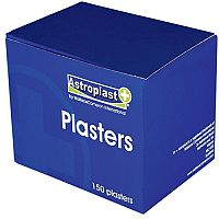 Wallace Cameron Washproof Plasters 7x2.4cm Pack of 150