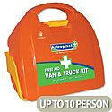 Wallace Cameron Van and Truck First Aid Kit with Bracket