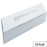 Ruler 300mm Clear WX01107