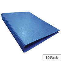 Ring Binder A4 Blue Pack of 10 WX02003