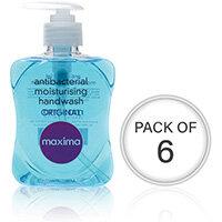 Antibacterial Soap 250ml Pack Of 6 0604002