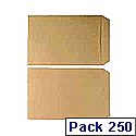 Envelope C4 115gsm Manilla Self-Seal (Pack of 250)