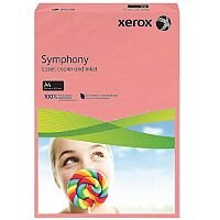 A4 Pastel Salmon 80gsm Paper Pack of 500 Xerox Symphony