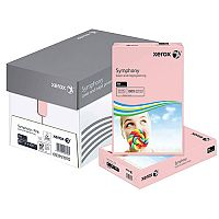 A4 Pastel Pink 80gsm Paper Pack of 500 Xerox Symphony